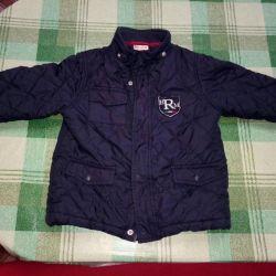 Куртка для мальчика на 2-3 года