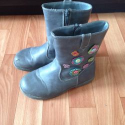 Semi boots for girls