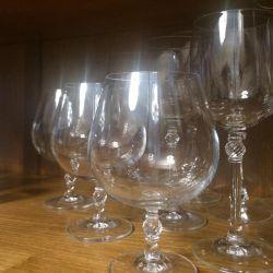 Glasses Bohemia Czech Republic