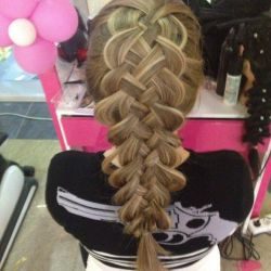 Braid weave