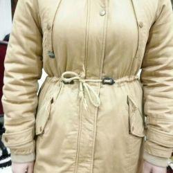 Parka Teenage Demi seasonal park jacket