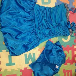 Durable comfortable dress with a bolero