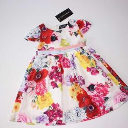 Новое платье,люкс,есть размеры 3,4,5,6,7