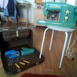 Sewing machine Tula, Model 7