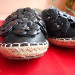 Yeni Aloha Deri Ayakkabı