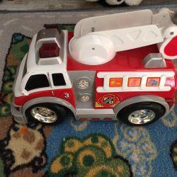 Παιδικά μηχανήματα