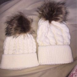 Hat for mother and child