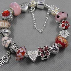 Pandora Style Bracelet 1814