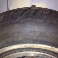 Wheel Kit 235 / 75R15