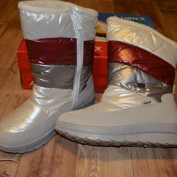 New frost boots