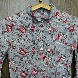 Bluză tunică, 40-42