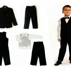 Suits for boys in hire