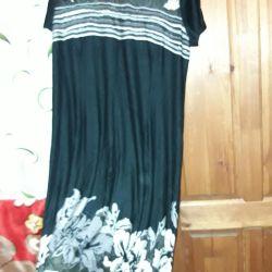 Herhangi bir fırsat için güzel narin elbise