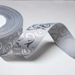 Ribbon tapes 25 mm with a picture