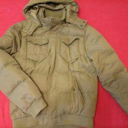 Down jacket winter 44-46r