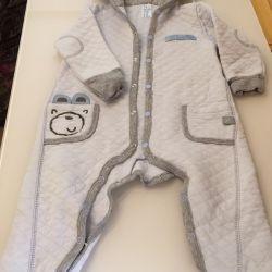 overalls of children