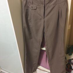 Yaz pantolon pantolon
