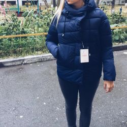 New autumn winter jacket