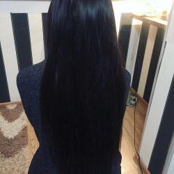 Φυσικά μαλλιά στις φουρκέτες