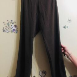 Women's trousers for pregnant women