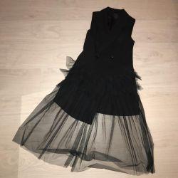 Новое женское Платье-жакет