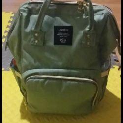 Anneler için sırt çantası
