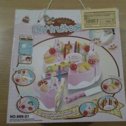 Cake for creativity new in box