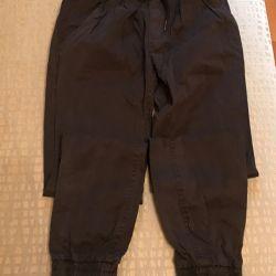 Gençlerin pantolon koşucu p 176