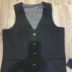 Vest new to the girl