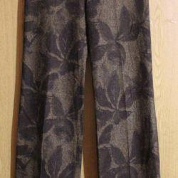 ✂️ Παντελόνια για γυναίκες Balizza μαλλί
