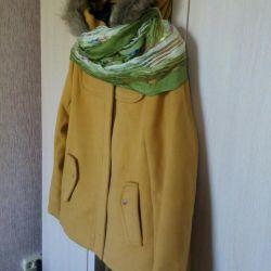 Пальто stradivarius S
