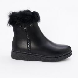 New women's winter low boots Betsy 36-41r.