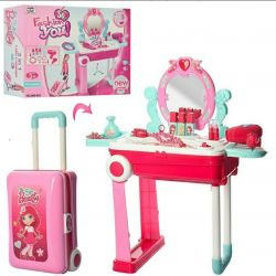 Children's game dressing table 2in1