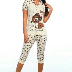 Пижама размер 38,40