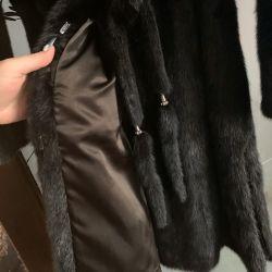 Γούνα παλτό Mink❗️ Δώρο δώρου ?