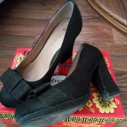 Selling shoes