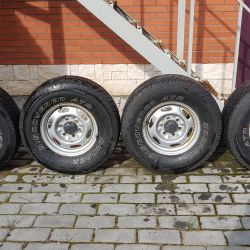 Wheels from Ford F-150