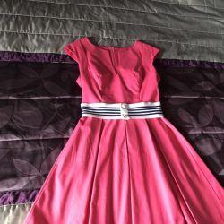 Dress Fuchsia Climona