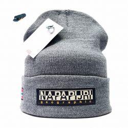 Pălărie Napapijri Geographic (gri)