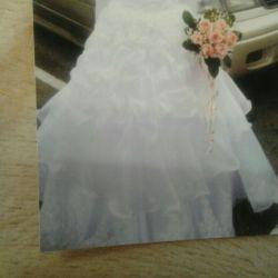 Wedding dress in good condition