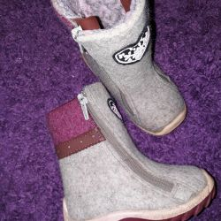 Boots felt boots kotofei perfect condition