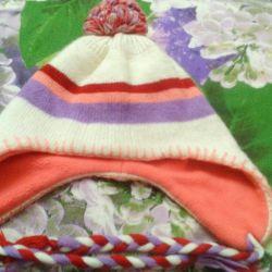 Spring-autumn cap