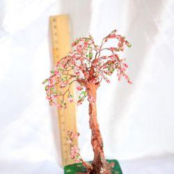 Beaded tree Sakura