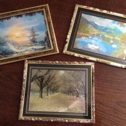 Pictures new. Price for each