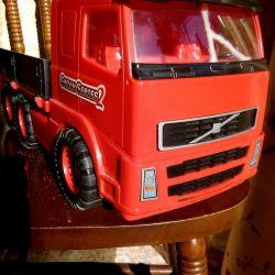 детская машина  ( грузовик).