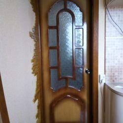 Second-hand door in excellent condition