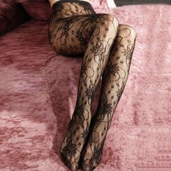 New tights fantasy with a pattern