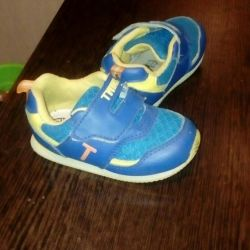 Sneakers for baby