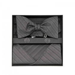 Set # 5 (bow tie, scarf, cufflinks)