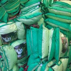 Pillows of bamboo